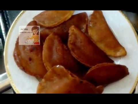 Qatayef & Qatayef Asafiri   Atayef    Ramadan Recipe / how to make qatayf