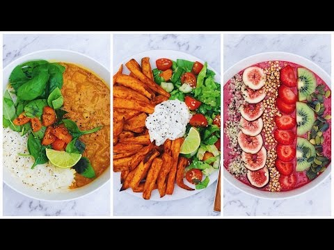 What I Eat In A Day #61 | Vegan