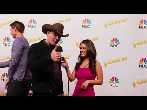 The Voice's Kaleb Lee Talks His Relationship With Coach Kelly Clarkson!