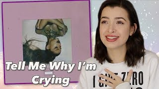 Thank U Next Ariana Grande Album Reaction You Guys