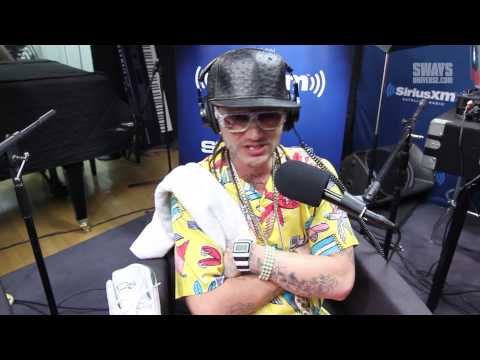 Riff Raff Freestyles over the 5 Fingers on Sway in the Morning Part 2