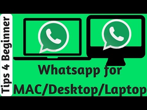 How to Download Whatsapp on PC Laptop Desktop or Install and use new Feature |  whatsapp Tricks