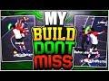 MY BUILD DOESN'T MISS! OMG BEST JUMPSHOT IN NBA 2k18?!? NBA 2k18