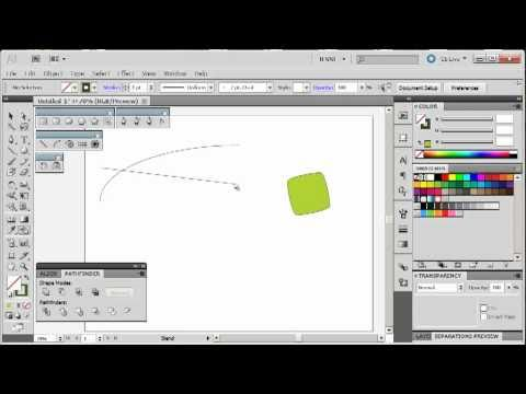 Adobe Illustrator CS5 Tutorial 14 | Blend Tool