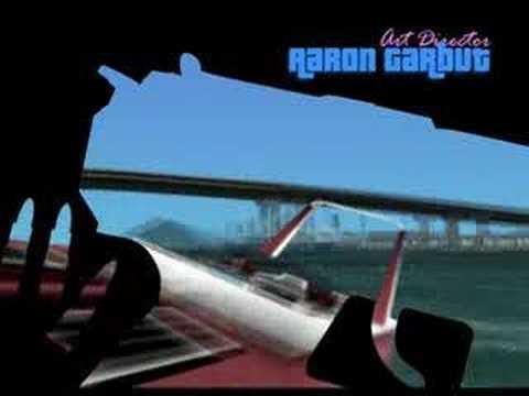 GTA Vice City Opening Intro
