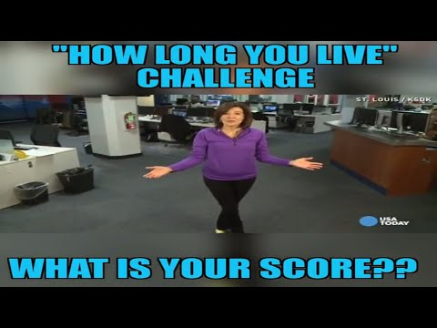 How Long will you Live Challenge