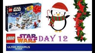Day 12 Star Wars LEGO Advent Calendar (2018)