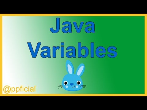 Java Declaring and Initializing Variables - Java Tutorial - Appficial