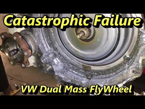 Volkswagen Dual Mass Flywheel Failure