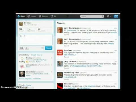 How to Find a World History Twitter Chat