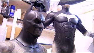 Creating Batsuit & Cape