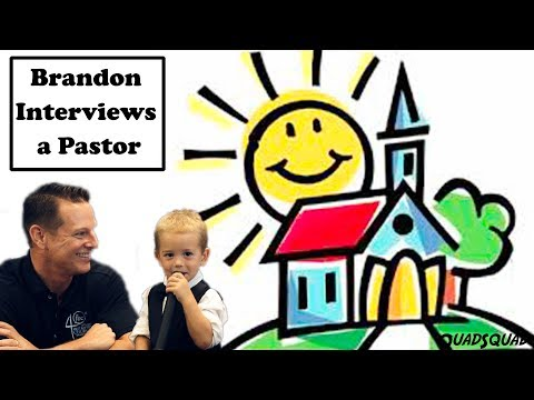 What Does a Pastor Do? - Brandon Interviews a Pastor