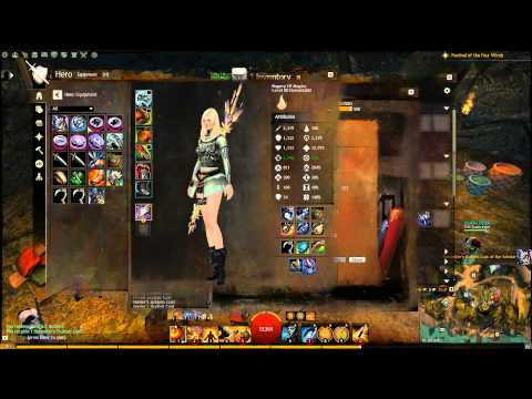 Crafting Zojja's Doublet (Guild Wars 2)