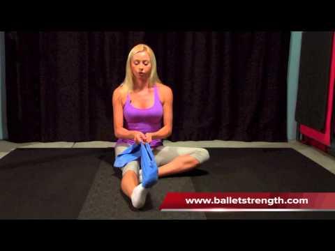 Ballet Strength Ankle Strengthening
