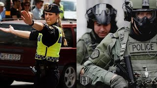 Swedish Police Vs American Police ( What Can America Learn?)