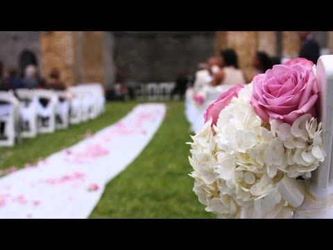 3 Tips for Wedding Aisle Flowers | Wedding Flowers