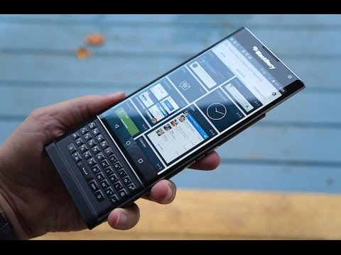 8 things you didn't know you could do with the BlackBerry Priv