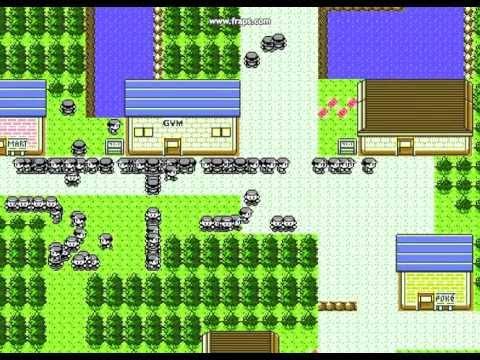 Pokemon Clone in Java