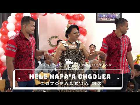 MELE HAHANO KI TONGA NAPA'A ONGOLEA 21st BIRTHDAY