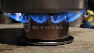 Matonupai S Mahalo Alcohol Stove Vargo Titanium 750 Ml Mug Boil Test 1