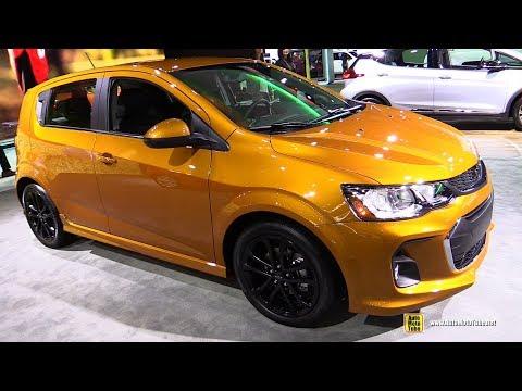 2018 Chevrolet Sonic RS - Exterior and Interior Walkaround - 2017 LA Auto Show