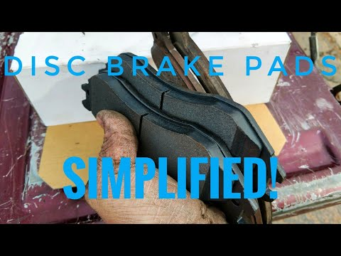How to replace disc brakes
