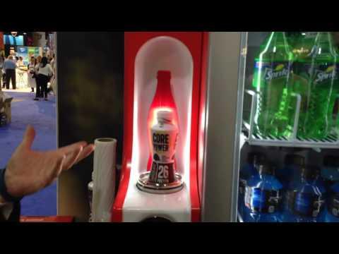 Coca-Cola demonstrates Arctic Coke