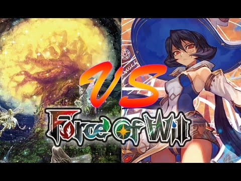Force of Will (TCG) Feature Match: Tree-Sharks vs Death and Taxes