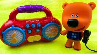 Download Мультики с игрушками про Кешу и Тучку КАРАОКЕ Все серии подряд Mimimishki Video