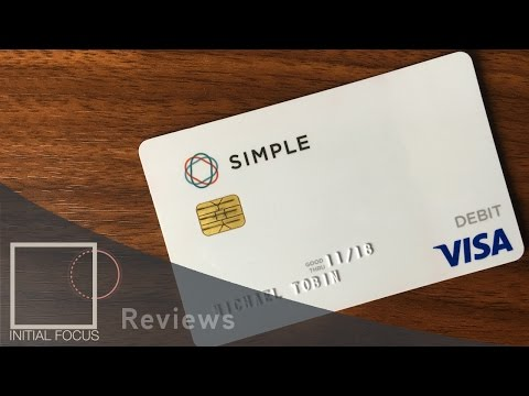 Simple - not your average bank!
