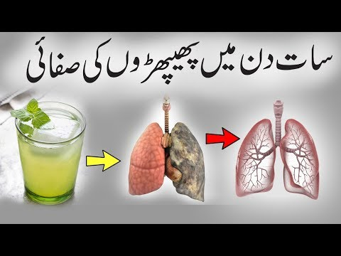 How To Detox Lungs - Cleanse Your Lungs In 7 Days