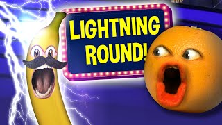 Annoying Orange vs Game Shows (Supercut)