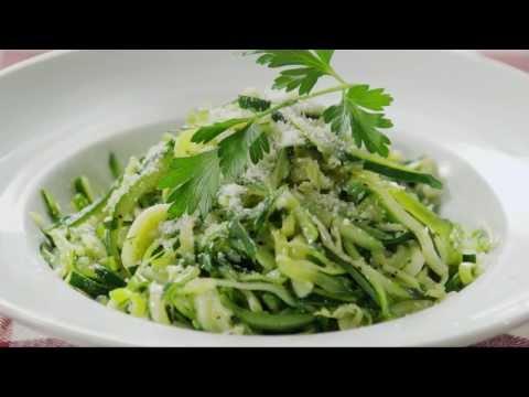 How to Make Zucchini Noodles |Vegetarian Recipes | Allrecipes.com
