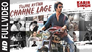 Full Song Tujhe Kitna Chahne Lage  Kabir Singh  Mithoon Feat Arijit Singh  Shahid K Kiara A