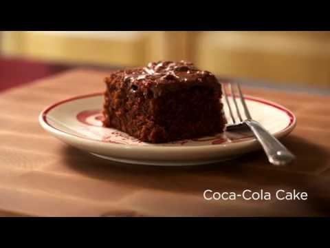 Coca-Cola Cake Recipe