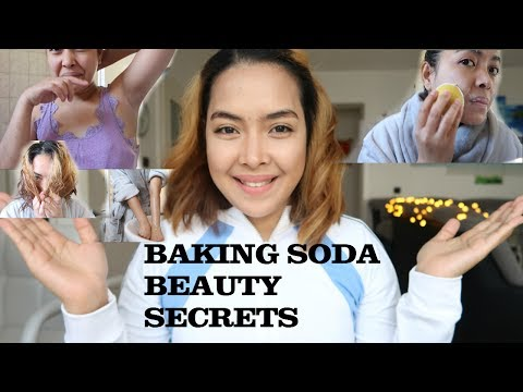 Baking Soda For Skin Whitening|5 Natural Beauty uses|Emmas Veelog