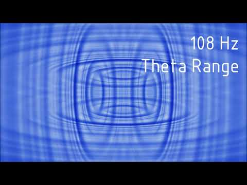 Pure 108 Hz Theta Range Binaural Beats [30 min]