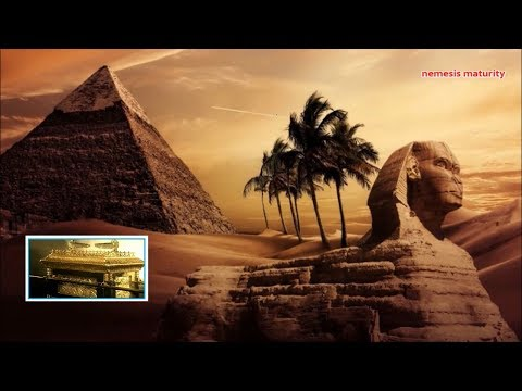 Great Pyramid of Giza and the Ark of the Covenant Connection