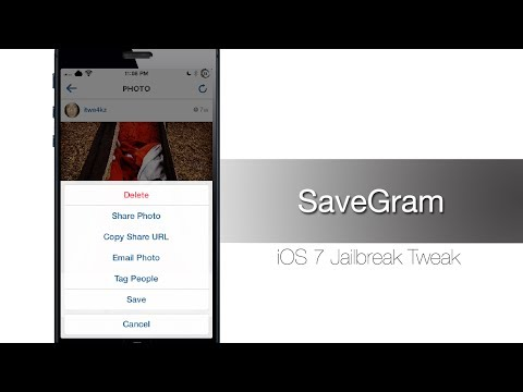 SaveGram lets you save Instagram Photos to your Camera Roll - iPhone Hacks