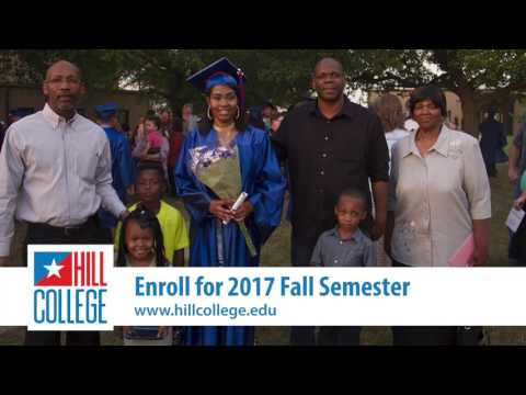 Hill College General Video 15 Seconds