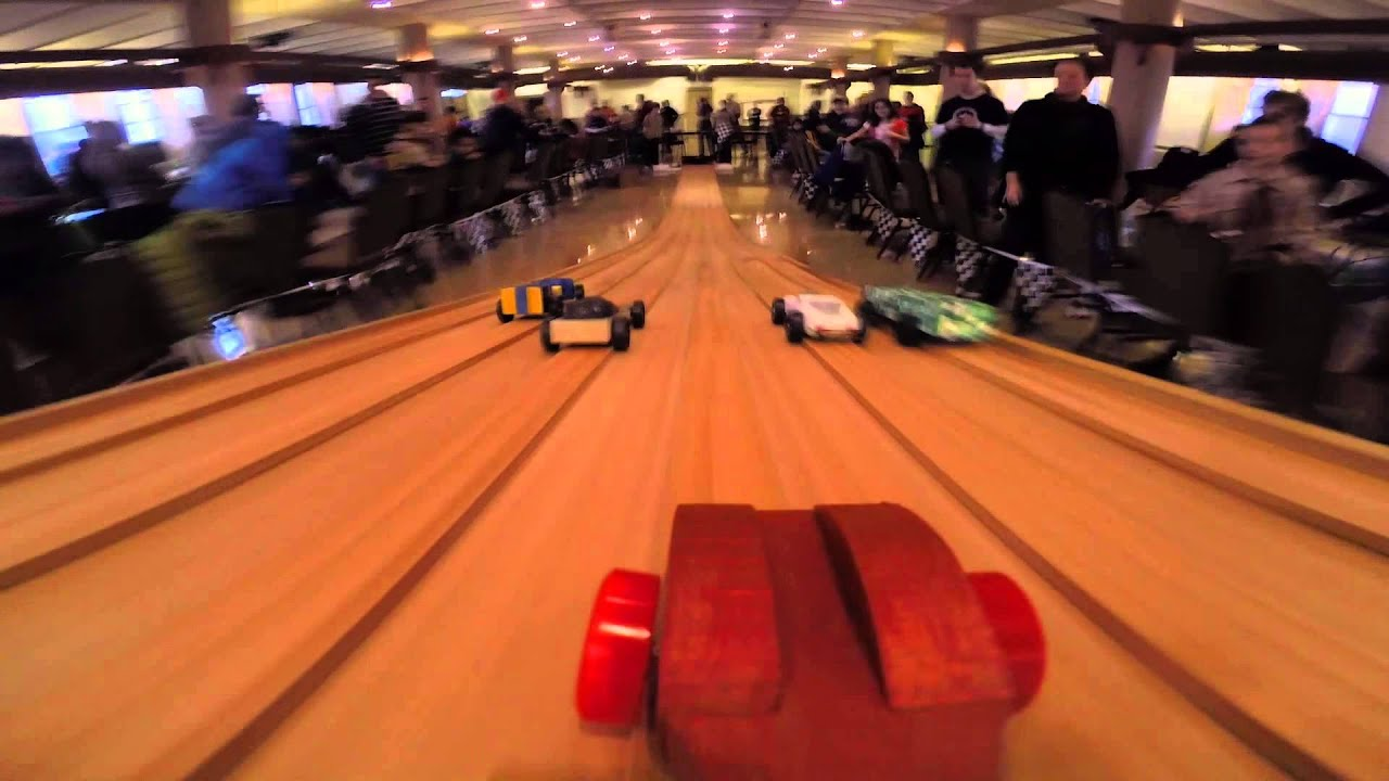 Pack 230 - Pinewood Derby - 2015