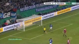 Schalke 04 - Nürnberg 3:2 nV (DFB Pokal 2011)
