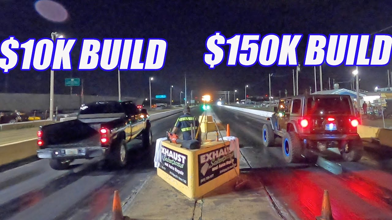 Nasty 600HP DD Trucks Vs The WORLD!
