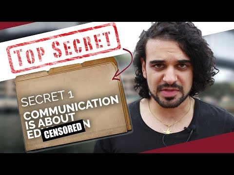 Effective Communication in Relationships | The Secret of Communication | Ask Harvey #43