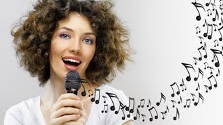 How to Warm Up Voice w/ Practice Scales   Singing Lessons