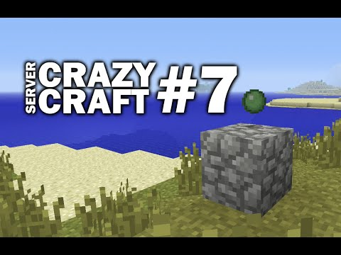 Minecraft PS4 - GOT DAT SLIME !  #7 CRAZY CRAFT - LET'S PLAY ( PS3 / XBOX )
