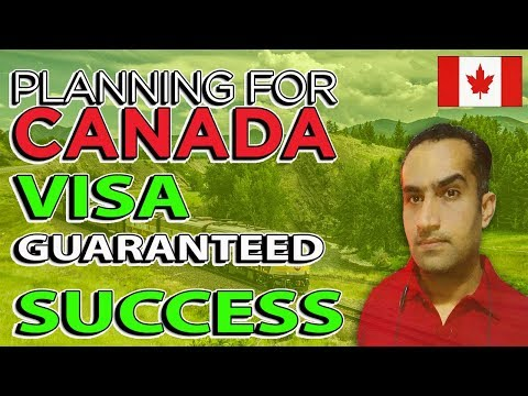 Canada Visa Success Guaranty Ke Saath