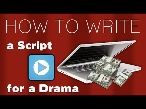 How to Write a Script for a Drama Learn How to Write a Script for a Drama