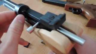 SPA CR600W CO2 RIFLE chrony 10 shots - PakVim net HD Vdieos