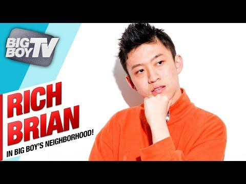 Rich Brian on XXL Freshman Class, Working with Pharrell & A Lot More!